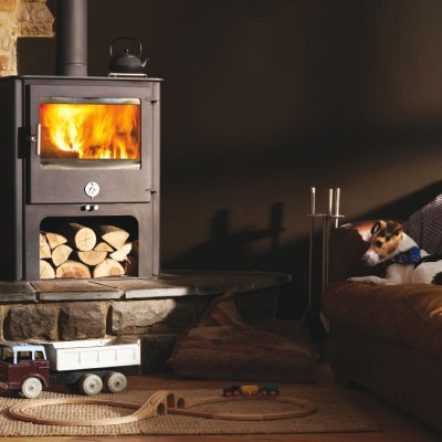 Chilli Penguin Chubby 8 Stove - The Fire Centre Middlesbrough